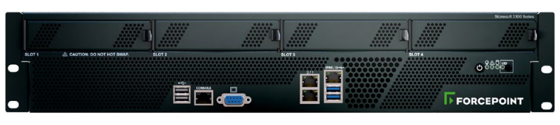Forcepoint NGFW 3301 Appliance