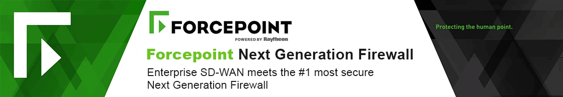 Forcepoint NGFW Next Generation Firewall